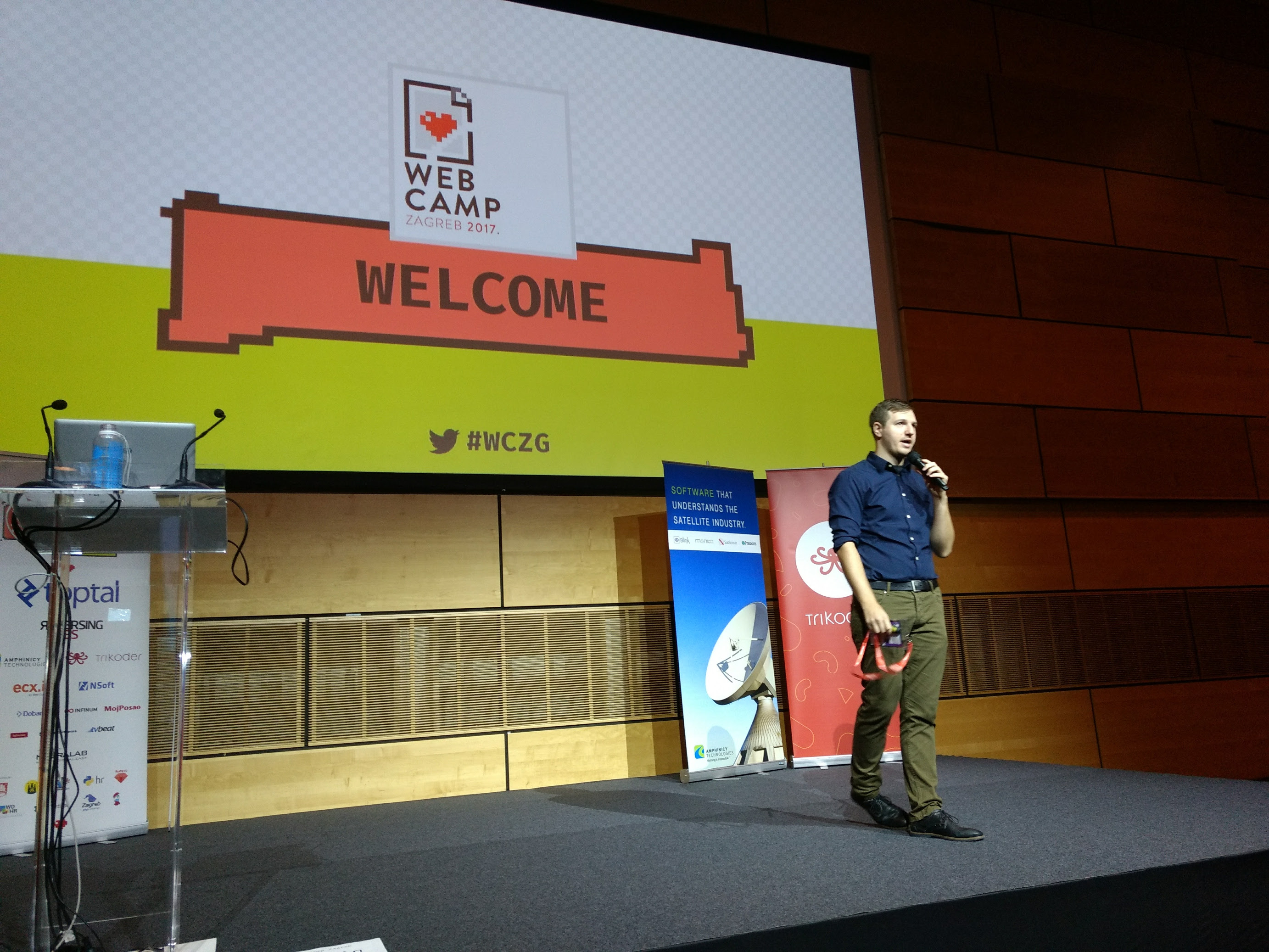 WebCamp Zagreb 2017 Opening Word